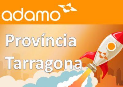 Instal·lacions FTTH ADAMO Província de Tarragona